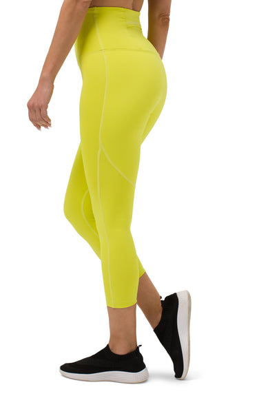 image of Run the Show Legging 7/8 - High Waisted - Enhanced Sport