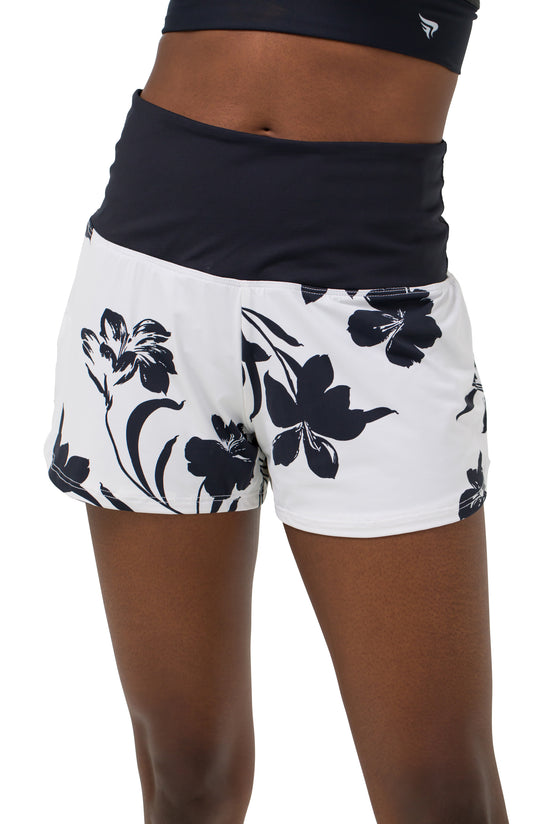 Feel the Flow Tech Short - High Waisted - Preorder