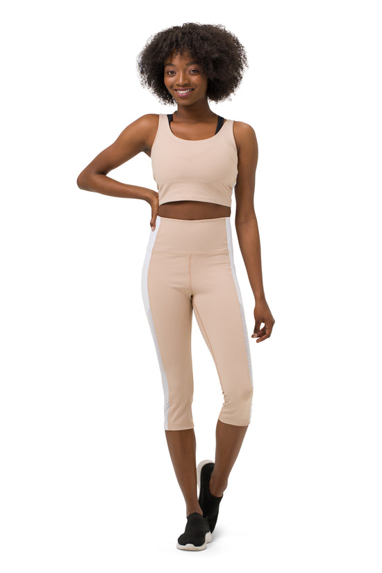 Everyday Capri - High Waisted - Enhanced Sport - Preorder