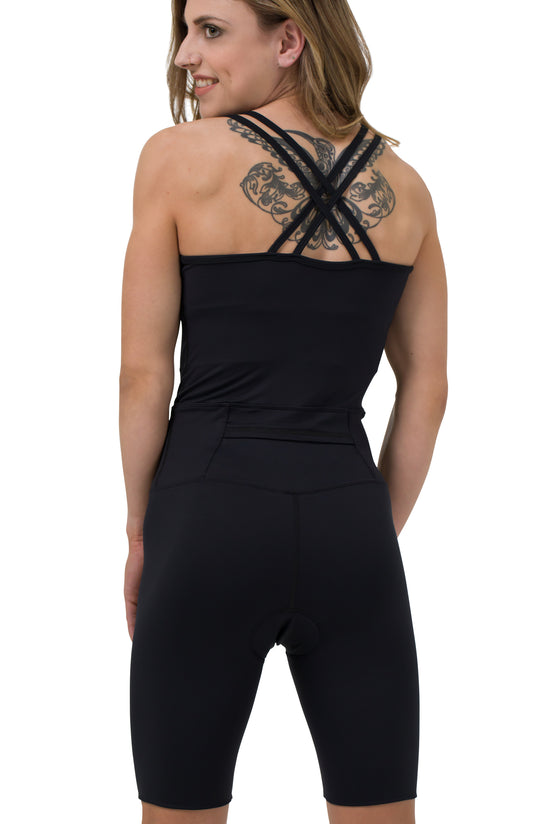 The One & Only Multi-Sport Tech Bodysuit + Chamois