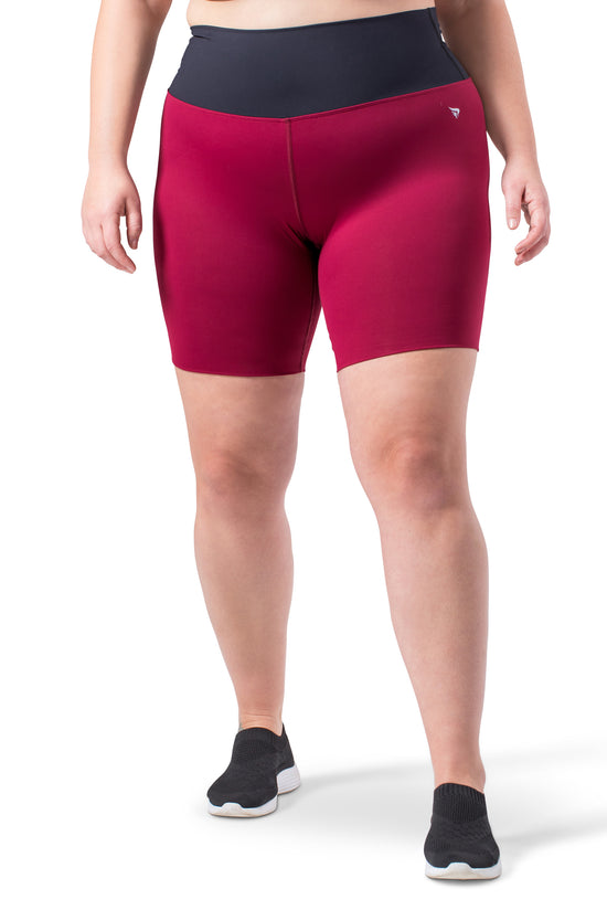 "Seamless 9"" Short - High Waisted"