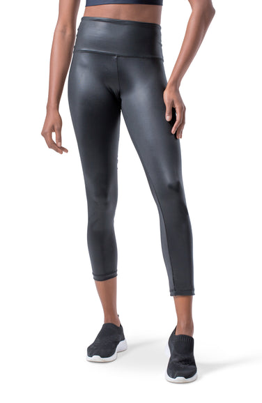 image of Classic Legging 7/8 - High Waisted- Liquid