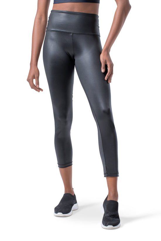 Classic Legging 7/8 - High Waisted- Liquid