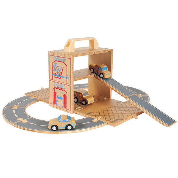 ship-me-toys - Boxset - Car - Tiger Tribe - Wooden Toys