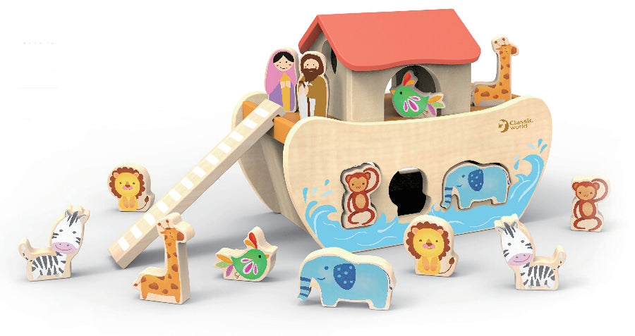 ship-me-toys - Noah's Ark - Classic World - Wooden Toys