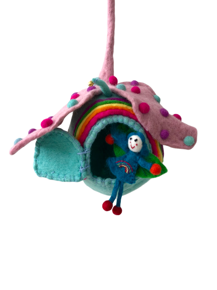 Unicorn Fairy Pod - Large