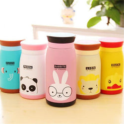 Cartoon Thermos Cup 250ml/350ml, Flask, Mokelli