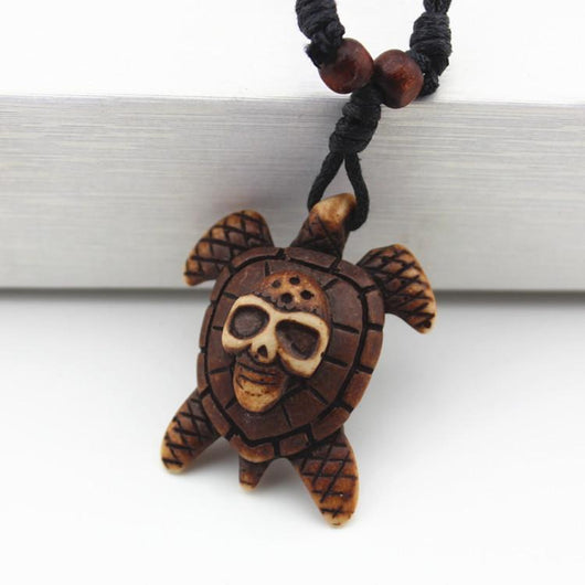 Save the Sea Turtles Necklace, Necklace, Mokelli
