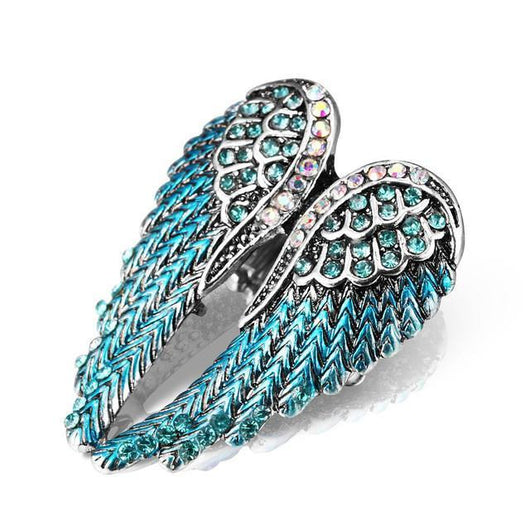 Angel Wings Ring, Rings, Mokelli
