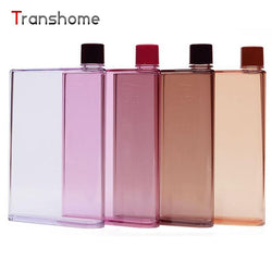 Transhome Creative Notebook Flat Bottle