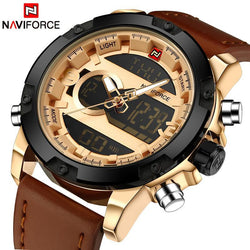 NAVIFORCE Racer, Watch, Mokelli
