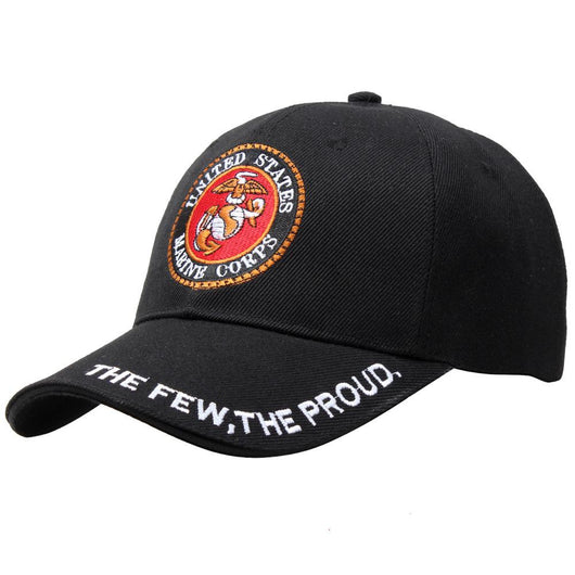 Band of Brothers The Few The Proud Marine Corps Cap, Hats, Mokelli