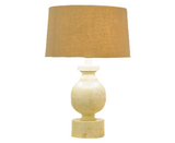 110504 Mother of Pearl Tall Lamp