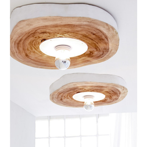 120057 Wood ULA Ceiling Light