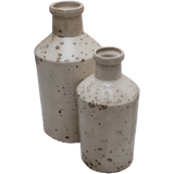 S160232	Set of 2, Large Boiling Milk Bottles