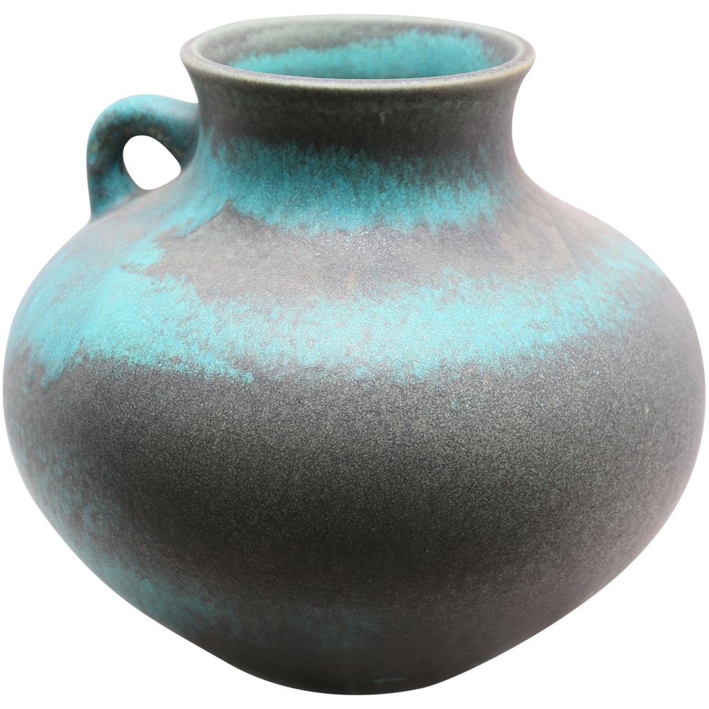 160272	Corroded Copper belly jug