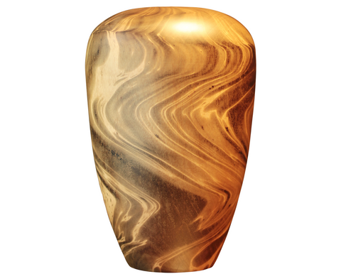 160328 Marbled Tall Vase