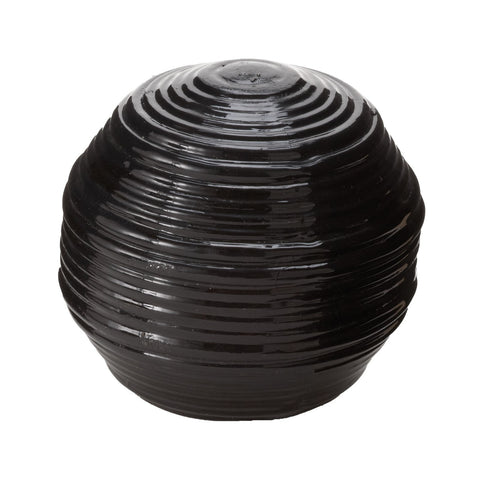 223084 Black Croquet Ball