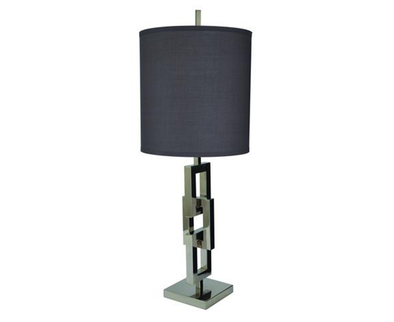 225063 Chain Link Lamp Grey