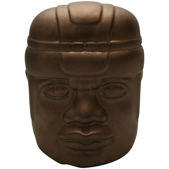 228018 Olmec Head