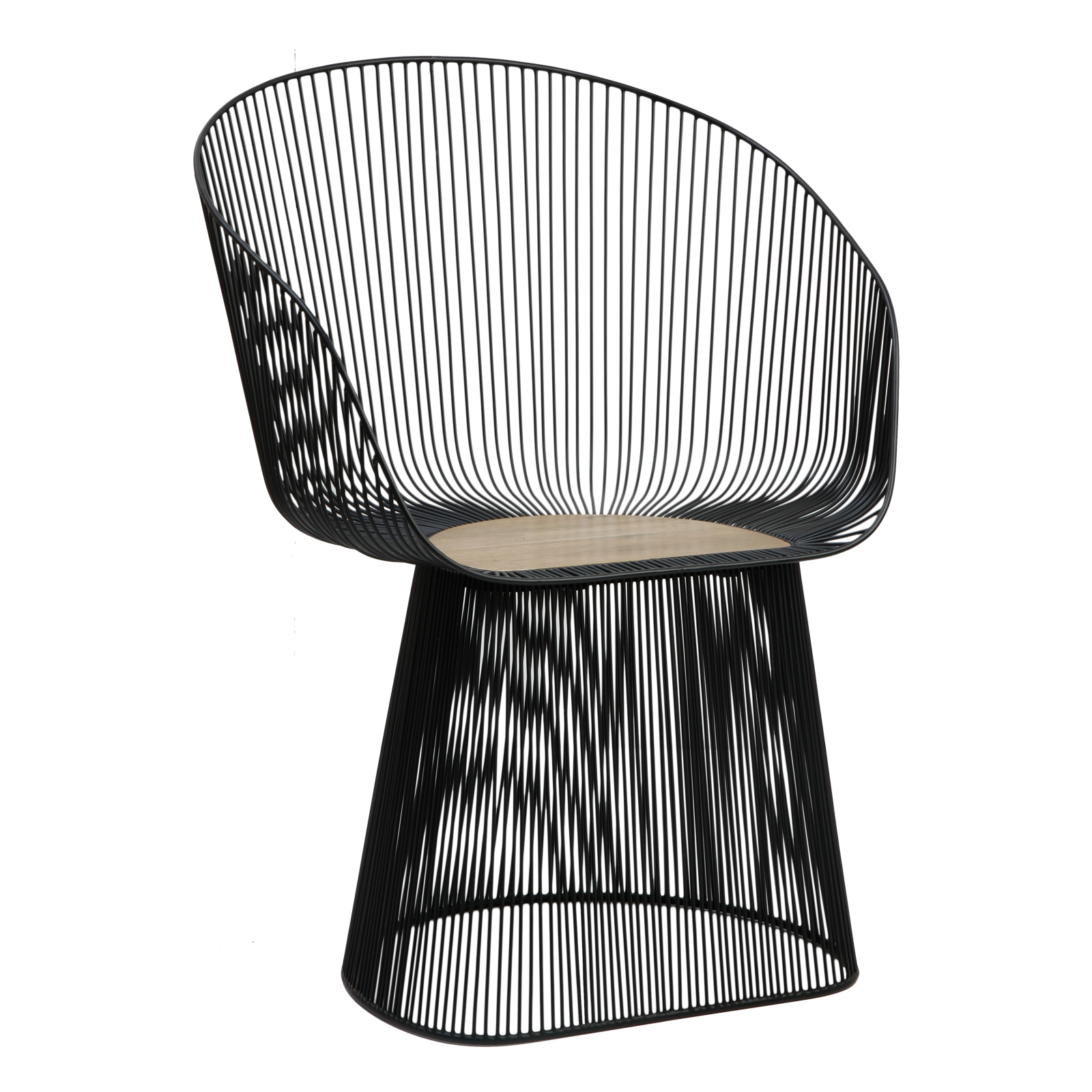 p set of chair modern black zuo heavy metal rustic texture
