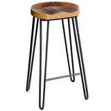 310133	Jenki Rebar Stool w/ Wood Top