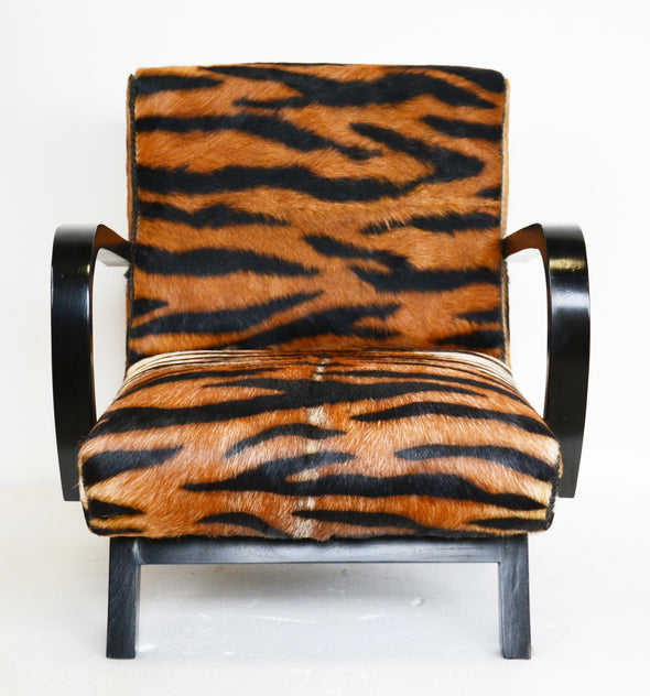 310151	Bengal Faux Tiger Chair