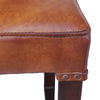 321054	Nordic Leather Bench in Camel