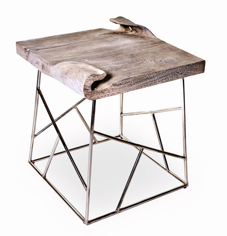 321265 Turned Side Table