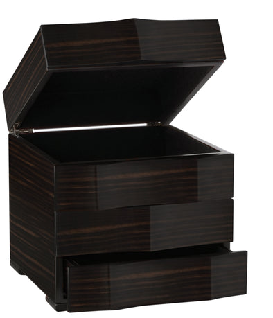 324002 Cube Wave Jewelry Box