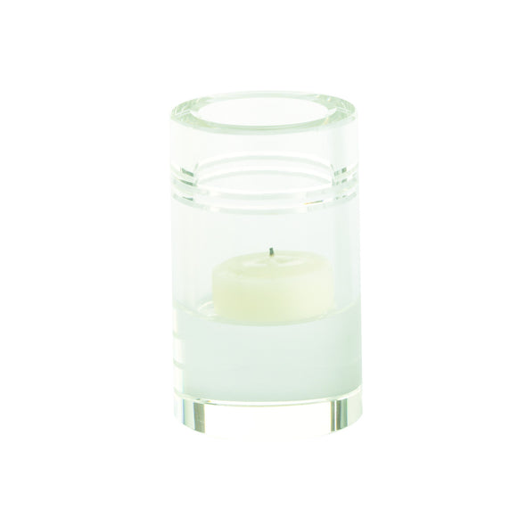 329026 Round Crystal Collar Votive small