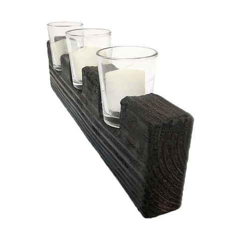 400100	Wilfred Shou Sug Ban Votive Holder