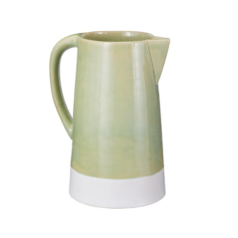 857065 Spring Crackle Pitcher/Vase