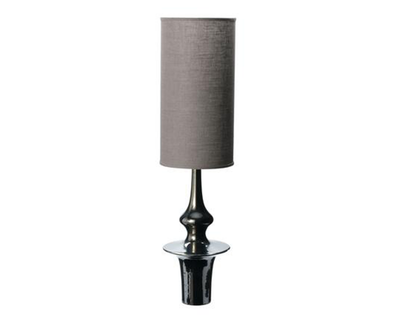 958013 Gunmetal Spindle Lamp