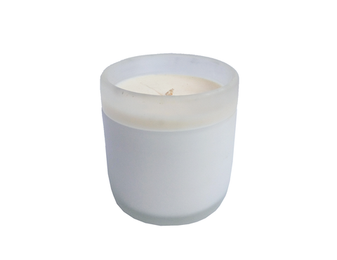210006 Sanded Scented Soy Candle