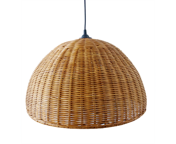 110226N	Natural Rattan hanging lamp, rattan