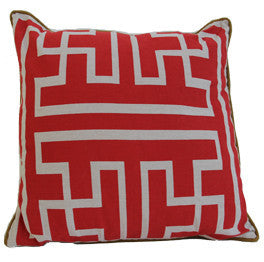 600005 Maize Red- 45 x 45 cms