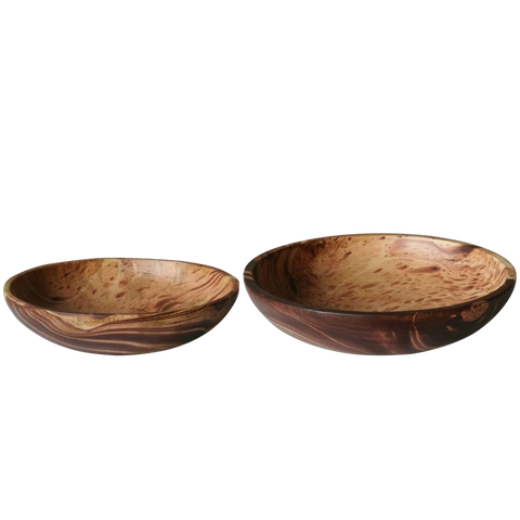 S100305 S/2 Maru Platter - Small & Large