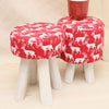 300107 Betoh Red Deer Stool