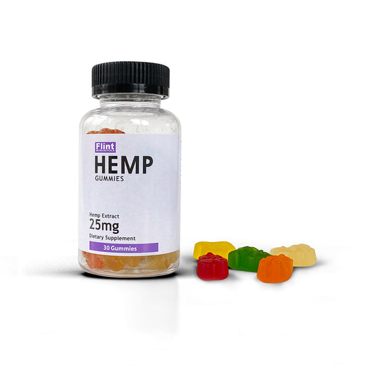 Hemp Gummies 25mg (30 Count)
