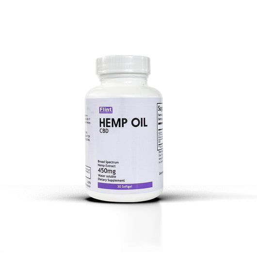 Hemp Extract Softgel 15mg (30 Count)
