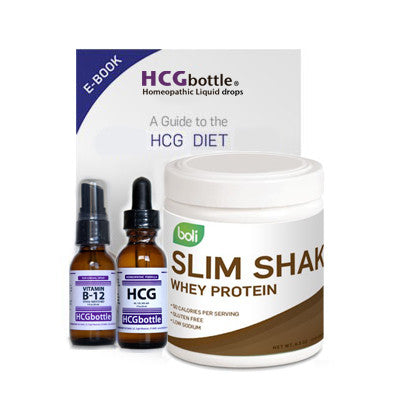 The HCG Diet Package | 20-Day Supply - drops