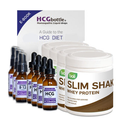 The HCG Diet Drops Package | 80-Day Supply - drops