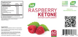 Raspberry Ketones - Certified Pure - High Potency