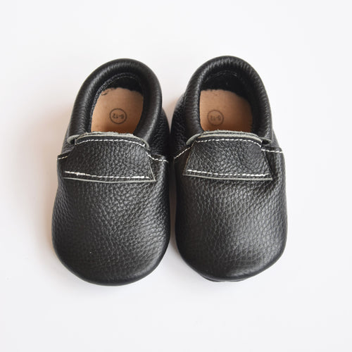 Alex Moccasins - Black