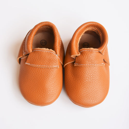 Alex Moccasins - Brown