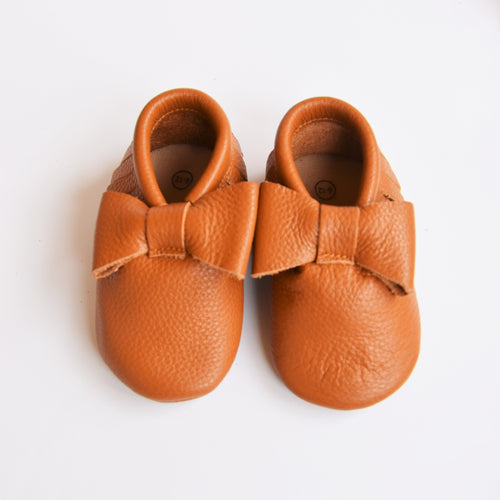 Rosie Moccasins - Brown