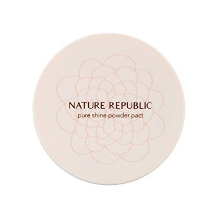 [NATUREREPUBLIC] Pure Shine Powder Pact (2 teintes)