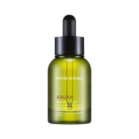 [NATUREREPUBLIC] Real Nature Argan Oil 30ml