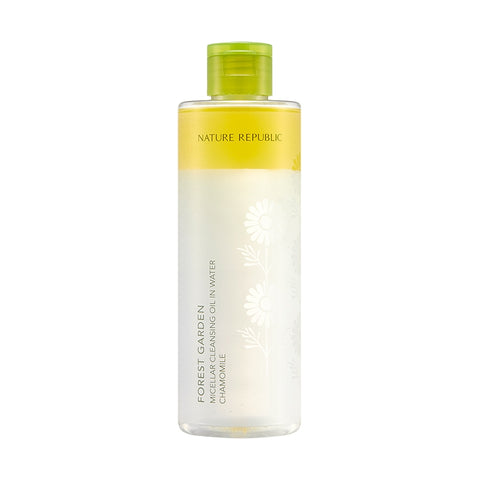 [NATUREREPUBLIC] Forest Garden Micellar Cleansing Oil In Water Chamomile 250ml